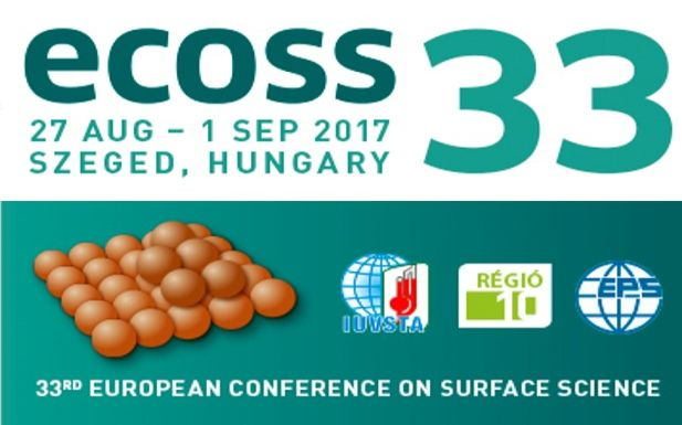 33rd European Conference on Surface Science