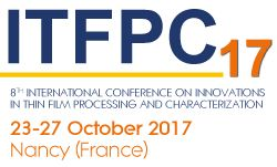 8TH INTERNATIONAL CONFERENCE ON INNOVATIONS IN THIN FILM PROCESSING AND CHARACTERIZATION
