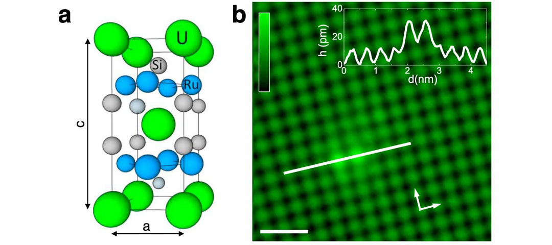 1D charge density wave in the hidden order state of URu2Si2
